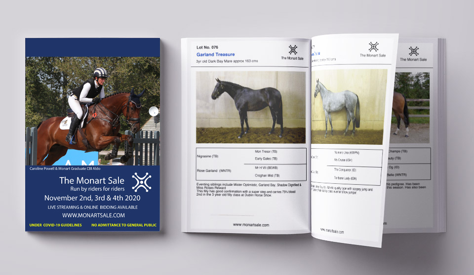 Monart Sale Catalogue